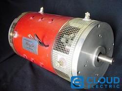 Motor netgain warp 9 impulse double shaft for Impulse 9 electric motor