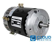 AMD series motor. 36V (3.5hp)/48V (10.0hp) for Taylor-Dunn